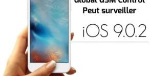 espion iphone iOS 9.0.2