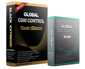 Logiciel espion Global GSM Control