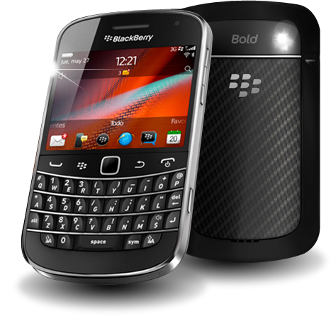 Espion Blackberry