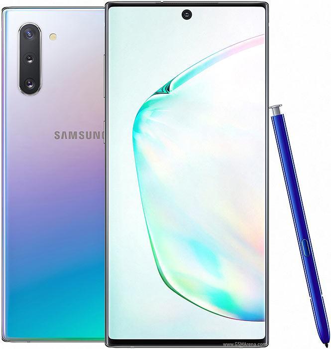 Logiciel espion Samsung Note 10