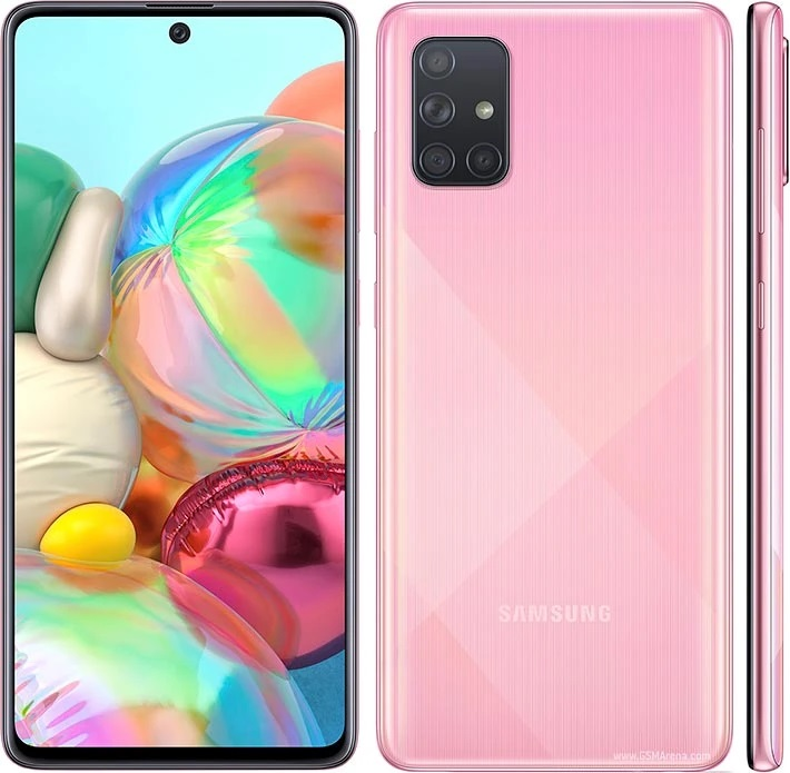 ESPION Samsung Galaxy A71